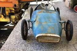 1950s Vanwall GPR Pedal Car