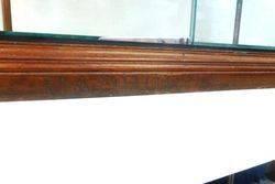 Antique Cadburyand39s Chocolate Counter Top Display Cabinet
