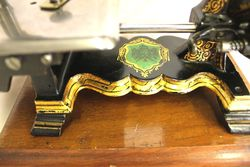 Antique Challenger Sewing Machine