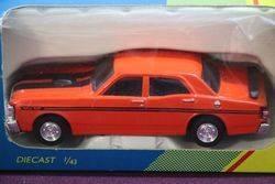 143 Trax 8006 Ford Falcon GTHO Model Car
