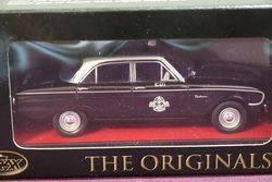 143 Trax The Originals TR26J Ford XK Falcon Aussie Taxi Series Model Car