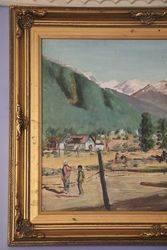 20th Century Original Oil Paining