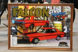 Ford Falcon GT HO Phase Three Advertising Mirror.#