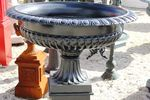 Cast Iron Toulouse Urn Fountain