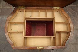 Walnut Sewing Box