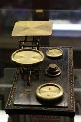 Victorian Postal Scales