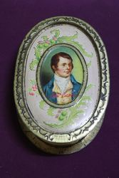 Gray Dunn & Co. Glasgow Scotch Shortbread Pictorial Biscuit Tin  #