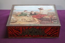 Huntley & Palmers Pictorial Biscuit Tin #