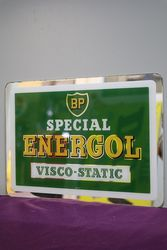 BP Special Energol ViscoStick Mirror Sign
