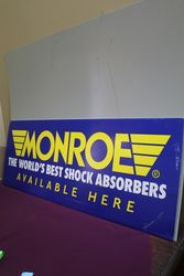 Monroe +quotThe World+39s Best Shock Absorbers Available Here+quot Corrugat