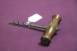 Antique Corkscrew #
