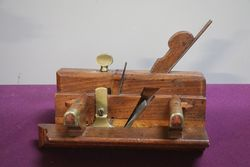 Antique Wood Working Rebate Plane  #