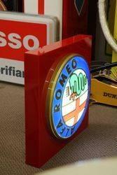 Alfa Romeo Light Box