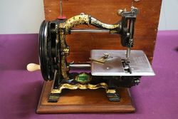 Challenge Sewing Machine  Serial No 9245