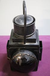 Antique Railway Lamp #