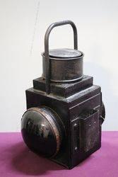 Antique Railway Lamp