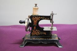 Antique German Casige Sewing Machine C1900 #