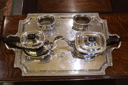 Set of 5 Pieces Tea Service