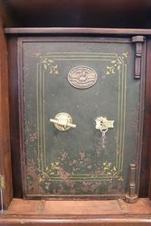 Antique Safe Cabinet