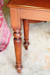 Antique Australian Cedar Hall Table