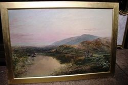 2019 A C19th Framed Decorative Painting