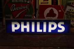 Philips Single Sided Advertising Light Box.#