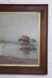 Framed Paint