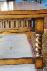 Antique Drawer Leaf Coffee Table