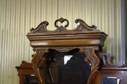 Edwardian Walnut Sideboard