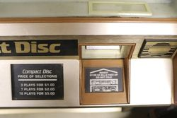 Jukebox Rowe Ami Compact Disc player