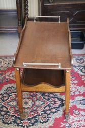 Australian Blackwood Tea Trolley C192030