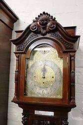 Stunning Early C20th Mahogany Longcase Clock