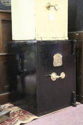 Antique Australian Safe  T. Pitt & Co. Melbourne