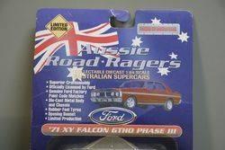 164 Aussie Road Ragers 71 XY Falcon GTHO Phase III Model Car