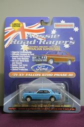 1:64 Aussie Road Ragers 71 XY Falcon GTHO Phase III  Model Car