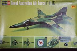 1/72 Royal Authentic Kits Royal Australian Air Force F-111C