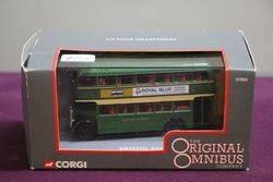 1:76 Corgi The Original Omnibus Bristol K6A Model Bus