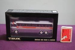 1:76 Trux TX16E 1980 Denning Mono Coach Bus Model