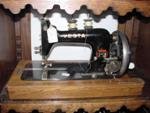 BOXED VESTA SEWING MACHINE ---SEW54