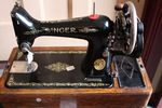 Boxed Singer Sewing Machine ---