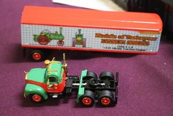 1956 Mack Tractor Trailer Models of Yesteryear 1925 Allchin Traction Engine