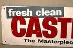 Castrol Oil  Board  Advertising Sign