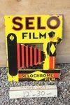 Selo Film Enamel Double Sign