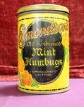 Edmondson's Mint Humbugs Tin #