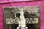 Ideale Spark Plugs Tin Sign