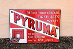 Pyruma Advertising Enamel Sign. #