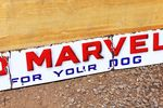 Clarkes Mixed Marvels Dog Food Enamel Sign