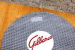 Large Gilbarco Cast Iron Tank Cover