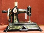 1993 Muller 19 Brimfield Sewing Machine With Original Box #
