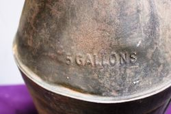 5 Gallon Conical Fuel Can